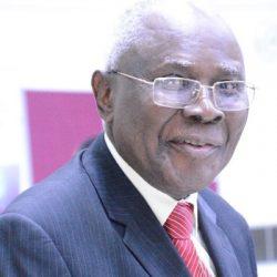 Prof Akin Mabogunje CON, NNOM, CFR